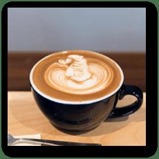 サニーベルコーヒー カフェラテ