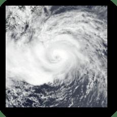 2018年台風12号「ジョンダリ」