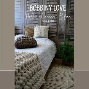 Bobbiny Love patronenboek Wolzolder.nl