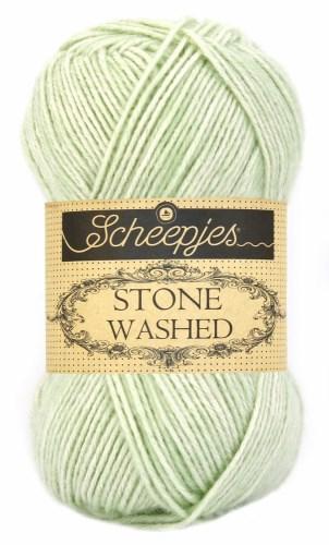 wolzolder Scheepjes Stone Washed - 819 - New Jade