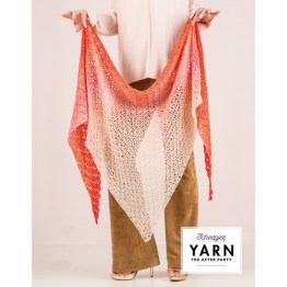 Dream Catcher Shawl YTAP 15 Wolzolder