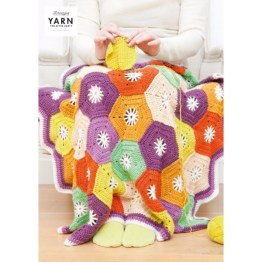 Hexagon-blanket-wolzolder