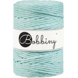Bobbiny macrame 5mm Wolzolder Mint