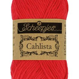 115 Hot Red Cahlista Wolzolder