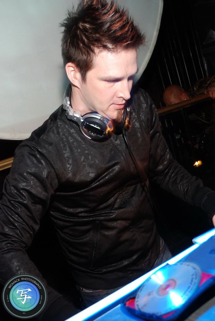Darude at Body English Nightclub