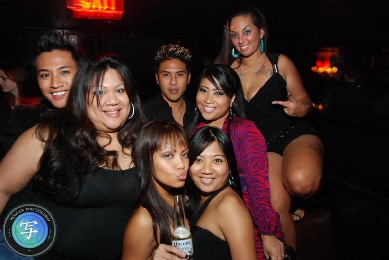 Sunday School at Body English Nightclub
