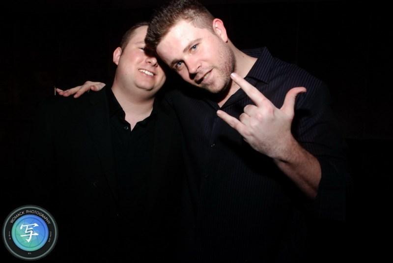 Jordan Miner's Birthday at LAVO Nightclub