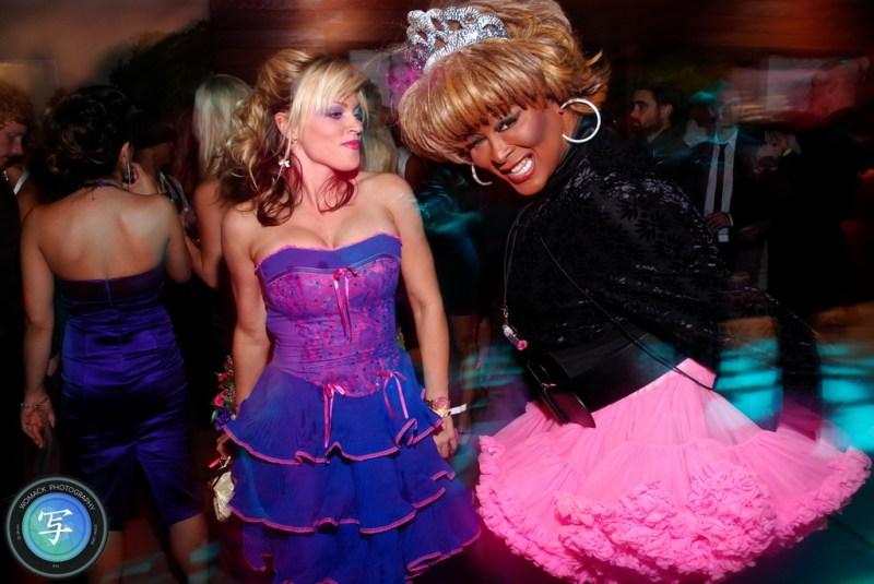 Vegas Prom 2008 at Bare Pool