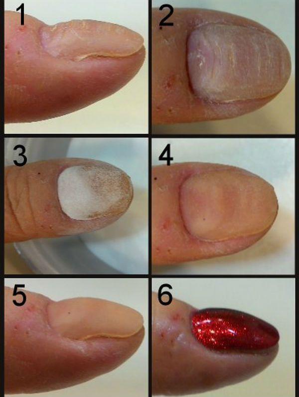 как отредактировать ногти на фото просто подать бесплатное