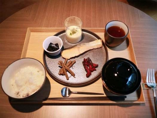 NOHGA HOTEL UENO内「Bistro NOHGA」で和食の朝ごはん