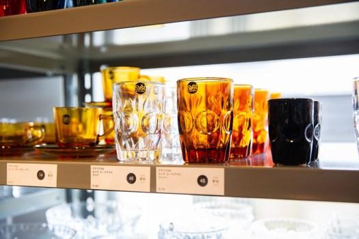 「D&DEPARTMENT TOKYO」で販売されている「アデリア60 ルック コークグラス」