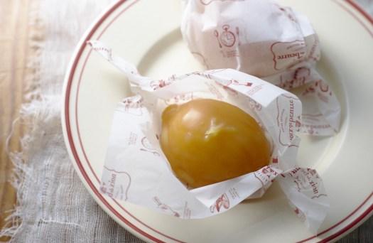 「ノワ・ドゥ・ブール」のレモンケーキ