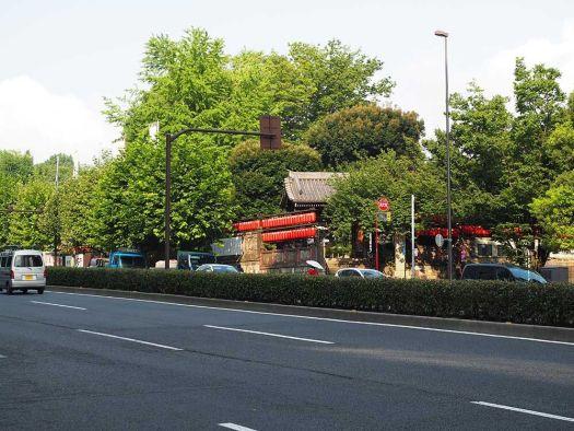 赤坂見附の街並み