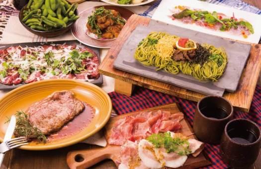 kawara CAFE&DINING 宇田川のフード