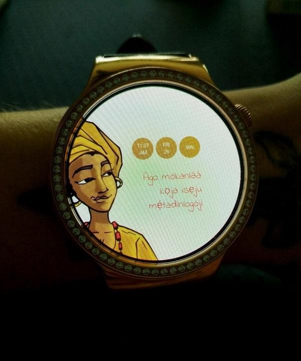 Yoruba Watch 1