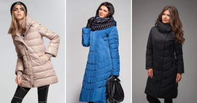 Warm down jackets - how to choose the best and most fashionable?