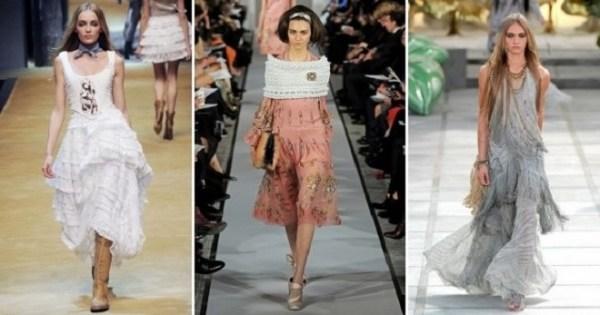 Стиль прованс – в одежде, платье, юбка, блузки, джинсовая ...