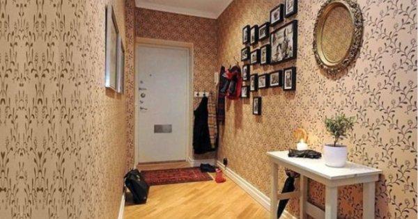 Обои для коридора и прихожей - как выбрать дизайн ...