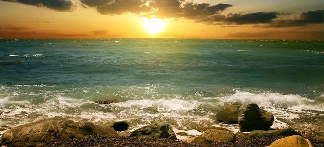tengervíz és látás