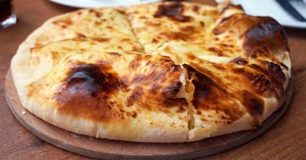 Хачапури с сыром в духовке, на сковороде и в мультиварке ...