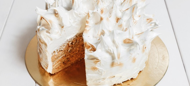 Belkovo-Custard برای تزئین کیک