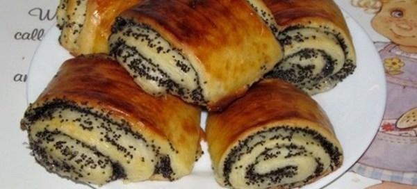 Французские булочки - рецепты из дрожжевого или слоеного ...