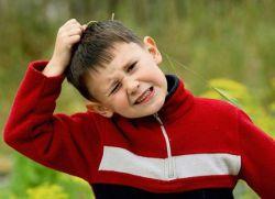 Корочки на голове у ребенка 3 лет