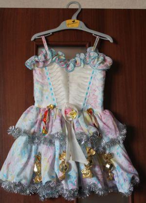 Candy κοστούμι με τα χέρια σας7