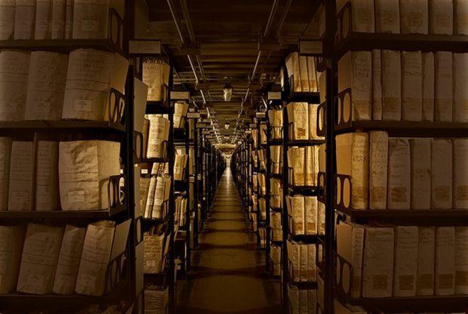 секретный архив