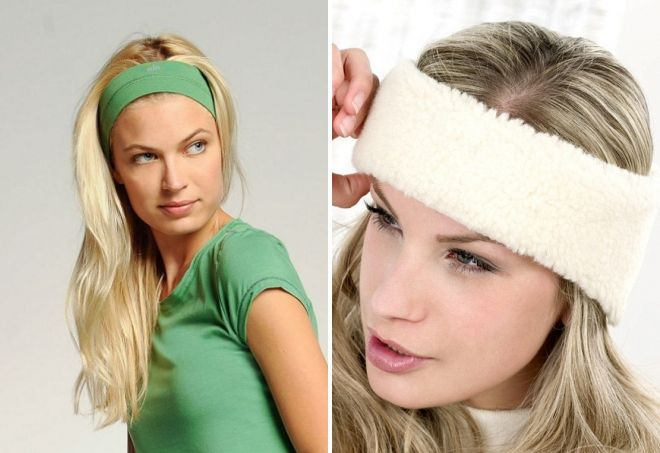 hair bandage for sports
