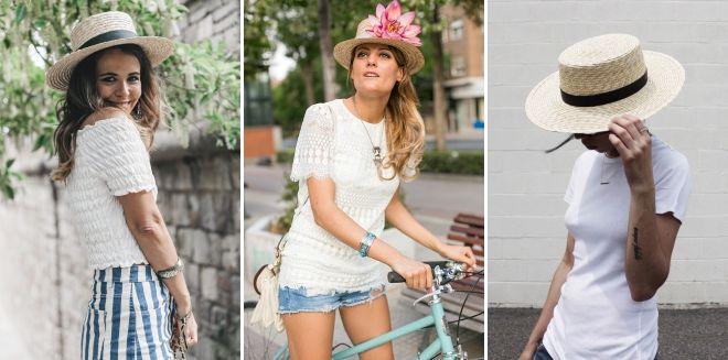 Cappello gazzino - cosa indossa una maglietta