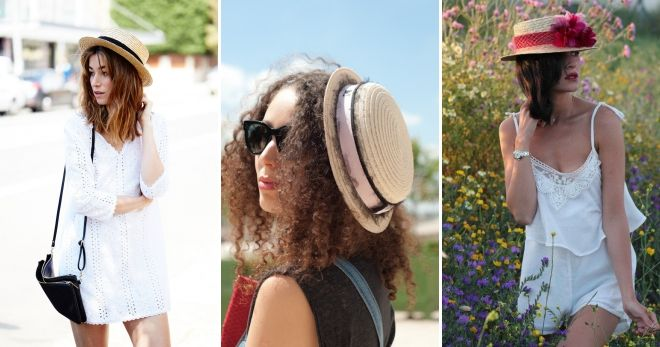 Cappello da donna Caser