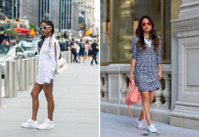 dress sneakers