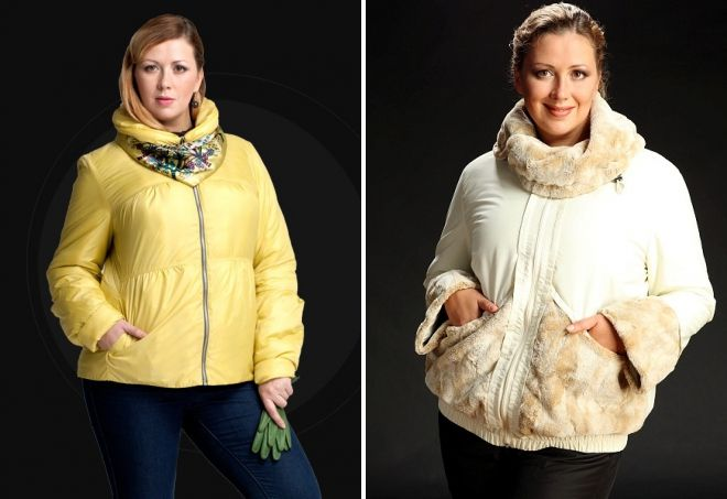 fashion jackets for full