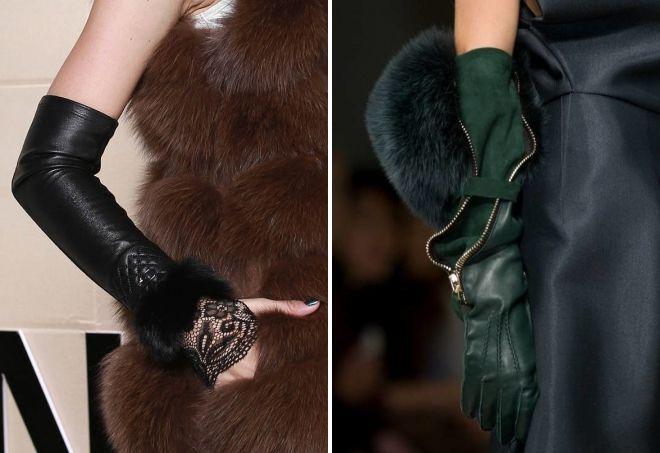 women's long gloves