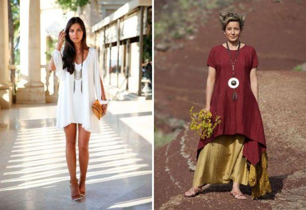 Стильная женская одежда бохо – зимняя, летняя, верхняя ...