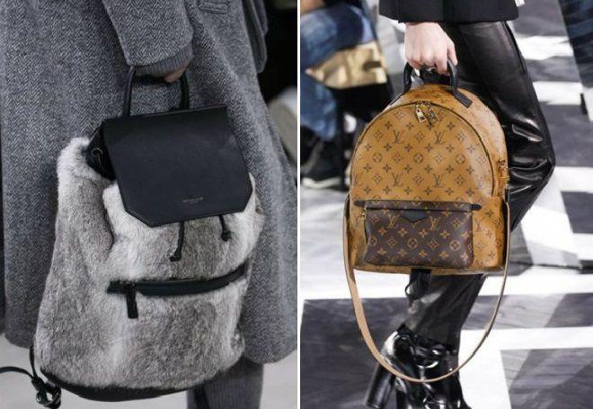 fashion backpacks for women