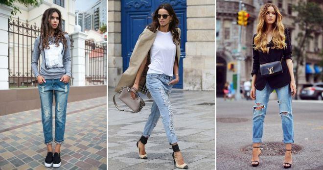 Модная длина джинс 2019 варианты