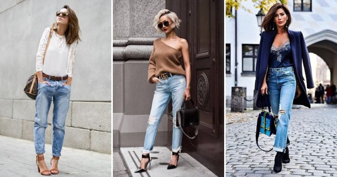 Модная длина джинс 2019 идеи