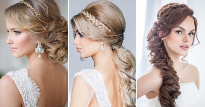 Wedding hairstyles for long hair 2019 braids