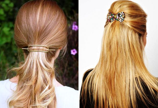 types of hairpins and their name