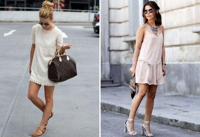 summer dress sandals