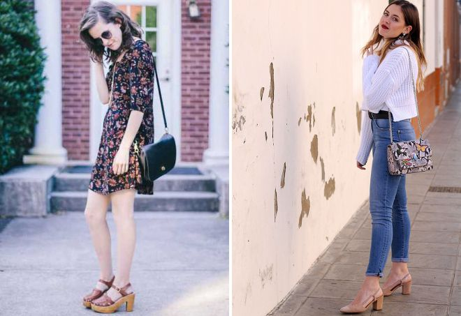 how to wear closed sandals