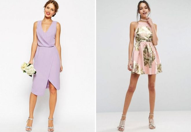 what dresses the wedding guests wear