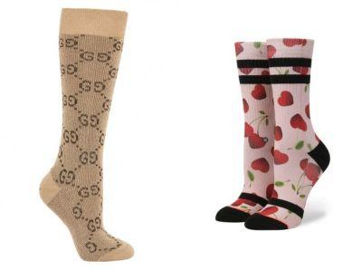 long women's socks