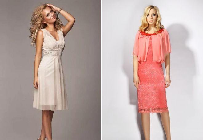 c33442039344 Druhá možnosť je často doplnená o krásnu zákulisia na pleciach.  Najmódnejšie letné šaty na ples pre matky sú spodné prádlo štýlu. Tento  trend vyzerá krásne ...