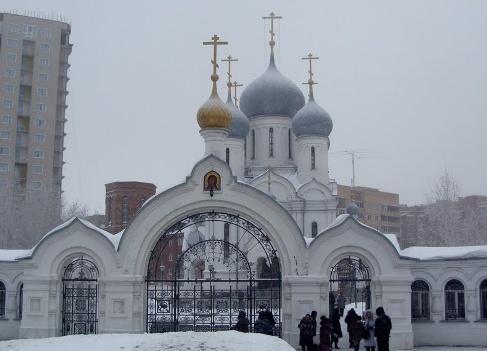 Храмы Новосибирска