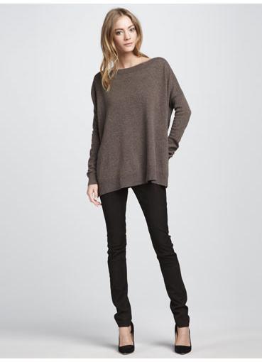 Модные женские свитера 2014