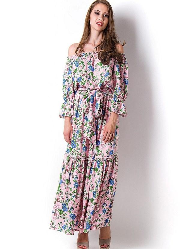 Летние платья для женщин 50 лет