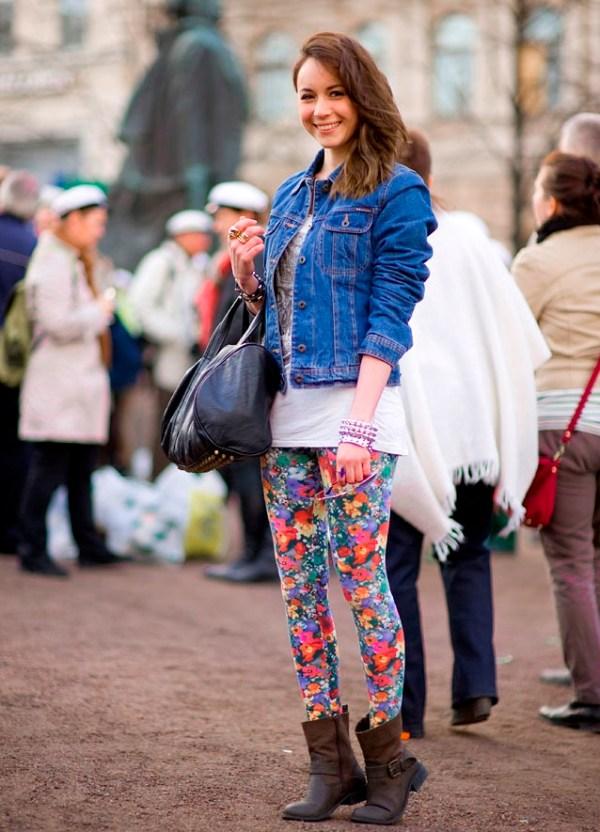 Одежда - стиль 80-90 годов